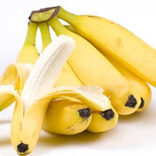 Банановая косметическая маска
