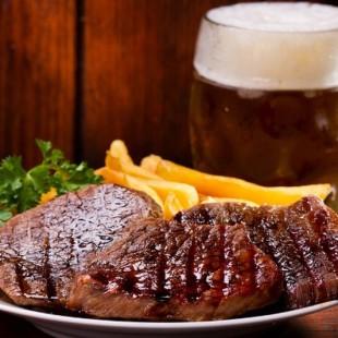 Размягчение жесткого мяса пивом
