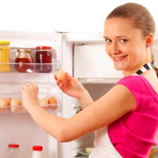 Избавится от запаха в холодильнике