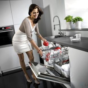 Чистка посудомоечной машины