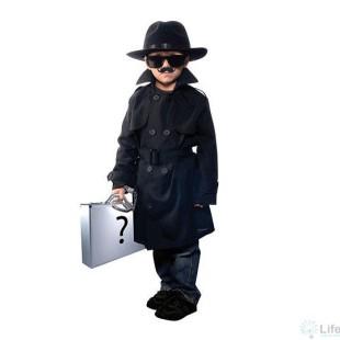 Чернила секретного агента